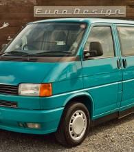 1977年 VW ヴァナゴン GL